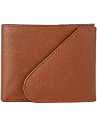Al Fascino® Stylish PU Leather Wallet / Purse For Men, Value For Money, Push Button Closure, Carry More Cash,...