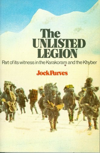 Unlisted Legion by Jock Purves (1977-05-01)