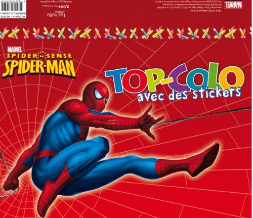 Spiderman, Top Colo NE