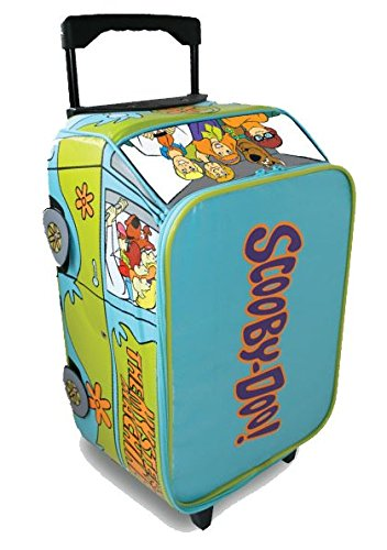 Scooby Doo Wheeled Bag Holiday Suitcase