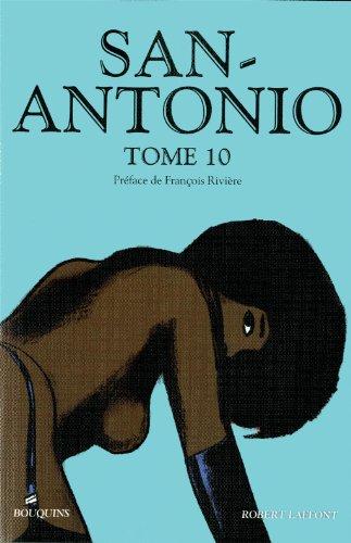 San-Antonio - Tome 10 (10) par Frédéric Dard
