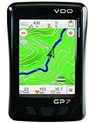 VDO GP7 - Sistema de navegación GPS (Alemania, Austria y Suiza) multicolor schweiz topo / d-a-ch strasse Talla:8003 -- GP7 Version: Schweiz