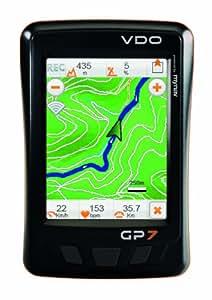 VDO GPS de randonnée GP7 pour la Suisse