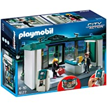 Playmobil - Banco con Caja Fuerte (5177)