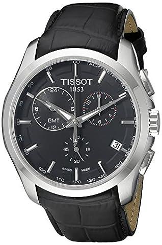 Tissot Herren-Uhren Quarz Chronograph T0354391605100