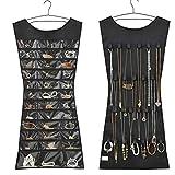 Qiopes Creative Jewelry Hanging Bag Socks Bra Underwear Storage Rack Hanger Space Saver Bags