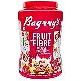 Bagrry's Fruit n Fibre Muesli, Strawberry, 1kg