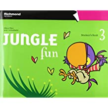 Jungle Fun 3 Student'S Book Pack - 9788466813068