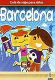 Guia de viaje para niños Barcelona