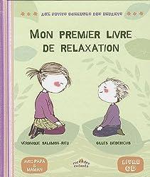 Mon premier livre de relaxation (1CD audio)