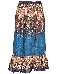 buy online 1f923 d6492 Suchergebnis auf Amazon.de für: Bunter Sommerrock: Bekleidung