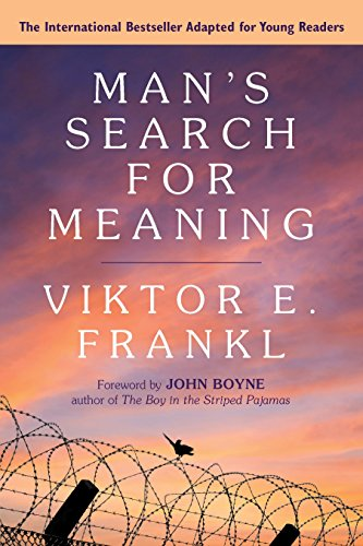 Man's Search for Meaning: Young Adult Edition par Viktor E. Frankl