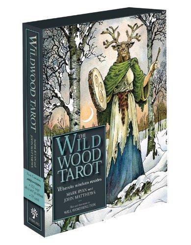 Wildwood Tarot por Mark Ryan