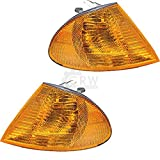 Blinker Frontblinker Set für 3er E46 Bj. 98-01 4-Türig orange