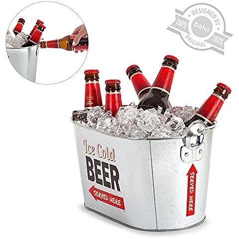 Balvi - Enfriador cerveza Party Time metal
