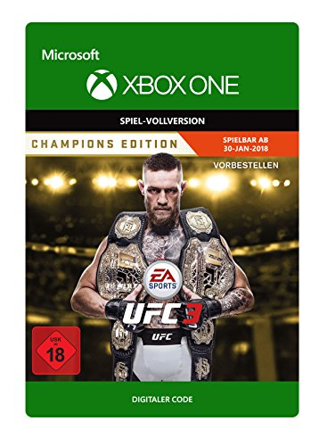 UFC 3: Deluxe Edition | Xbox One - Download Code