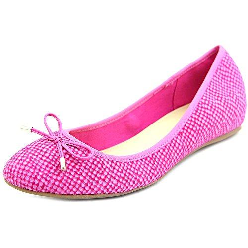 isaac-mizrahi-dora-damen-us-8-rosa-breit-ballett-wohnungen