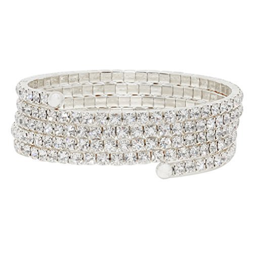 rosemarie-collections-womens-crystal-rhinestone-spiral-coil-statement-bracelet