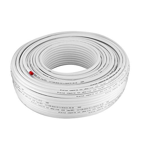 4.5mm 9.0mm ID 3//8, 5 Metres 9.0mm 6.0mm EPDM Rubber Tubing Brake Fluid Tube Coolant Radiator Hose