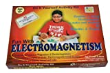 Electromagnetism Activity Kit . Do It Yourself . Working Model . Educational Learning Toy