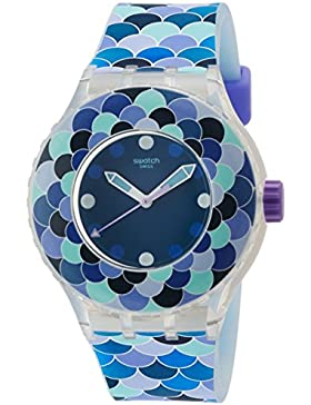 Swatch Pedrinha Azul, SUUK110