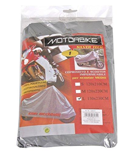 Schutzhülle Abdeckung Wasserdichte Abdeckhaube Motorräder Motorrad Motorroller
