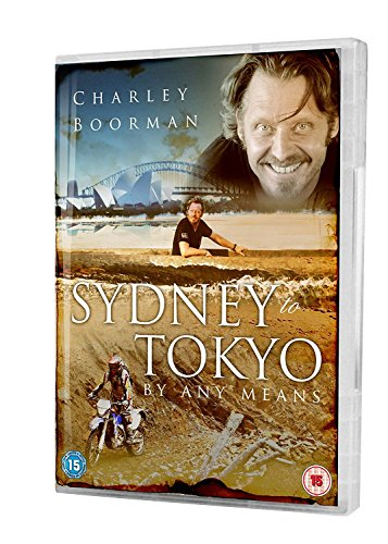 Charley Boorman - From Sydney To Tokyo By Any Means - The Complete Second Series