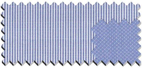 Seidensticker - Herren Hemd, Bügelfrei, Modern, Schwarze Rose, gestreift mit Kent Kragen (01.112296) Blau(13)