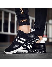 GUNAINDMX Men's shoes/Spring/Autumn/shoes/sports/leisure, 39,8750 shoes black