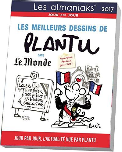 Almaniak Les meilleurs dessins de Plantu dans le Monde 2017