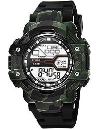 Bestow El Reloj Deportivo Multiusos de SYNOKE de los Hombres se Divierte el Reloj  Digital de 34a0bd026aca