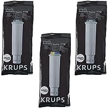 Krups 3 Claris Cartucho de Filtro F088
