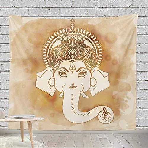 mmzki Wohnzimmer Dekoration Europäischen und Amerikanischen Tapisserie ölgemälde Elefanten Tapisserie 6 150 * 130