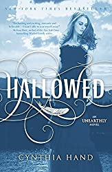 Hallowed: An Unearthly Novel by Cynthia Hand (2012-12-26)