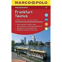 MARCO POLO Freizeitkarte Frankfurt/Taunus