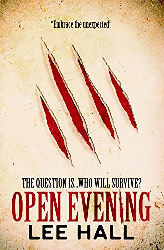 Open Evening (The Order of the Following Series) by [Hall, Lee]