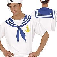 NET TOYS Costume da Marinaio Uniforme da Marinaro XL 54 - Top da Uomo di  Mare 5f57e6d0bff8