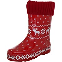 Playshoes Unisex-Child Wellies Norweger Boots