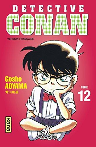 Détective Conan (12) : Volume 12