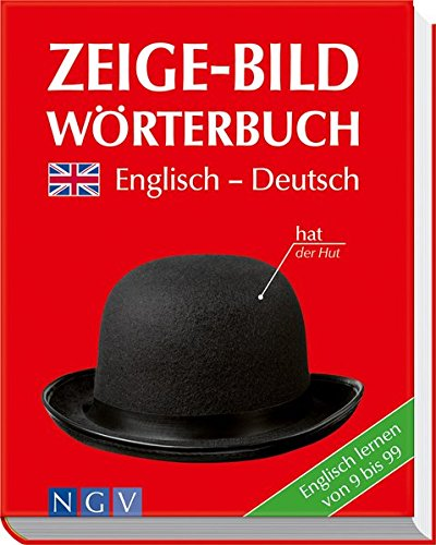 Zeige-Bild Wörterbuch Englisch-Deutsch