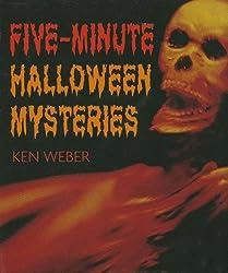 Five-Minute Halloween Mysteries