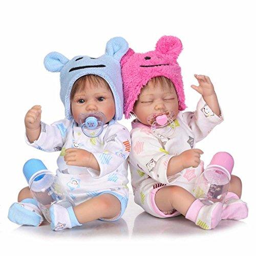 Terabithia 16 Pouces Lifelike Reborn Preemie bébé Fille Garçon Poupées...