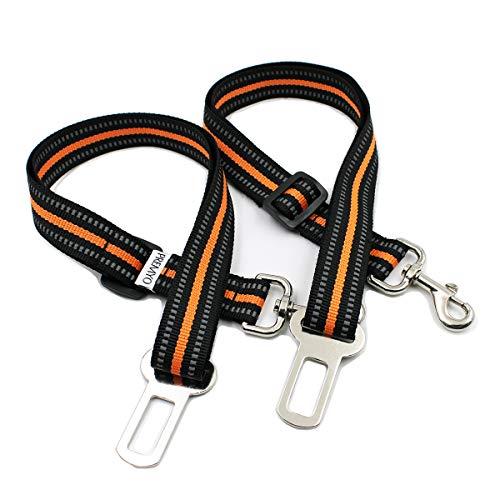 PREMYO Hunde-Sicherheitsgurt fürs Auto Hundegurt Kurzf… | 04260428414940