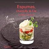 Image de Espumas, chantilly et cie - 100% siphon