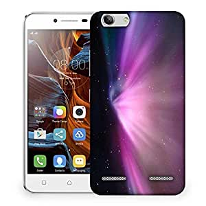 Snoogg Abstract Galaxy Design Designer Protective Phone Back Case Cover For Lenovo K5 Vibe