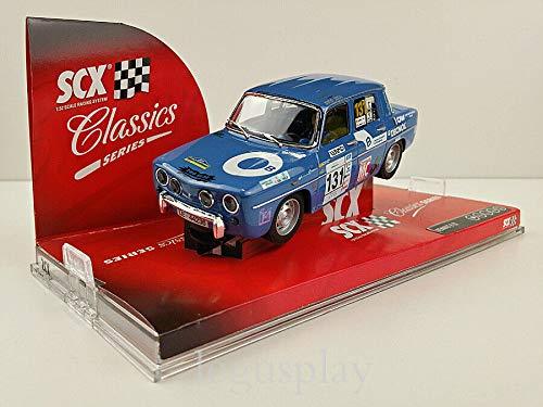 SCX Slot Car Scalextric Classics 63790 Renault 8 TS