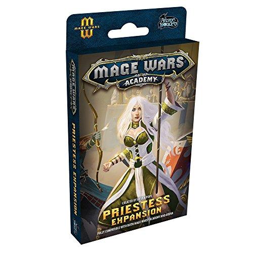 Preisvergleich Produktbild Arcane Wonders ARWX01PS - Mage Wars: The Priestess, Familien Strategiespiel