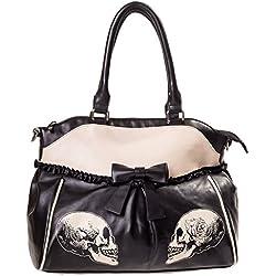 Banned Bag Skulls&Roses