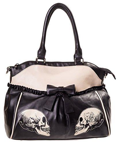Banned Bag Skulls&Roses (Borsa Teschi&Rose)