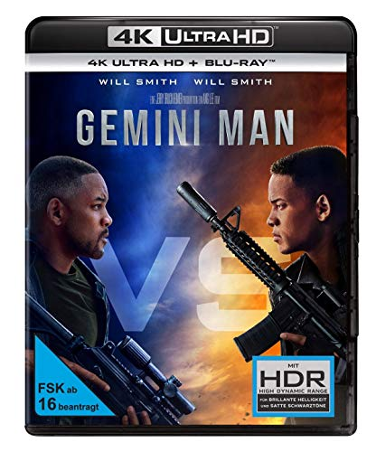 Preisvergleich Produktbild Gemini Man (4K Ultra HD) (+ Blu-ray 2D)